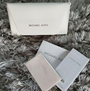 Michael Kors sunglass case